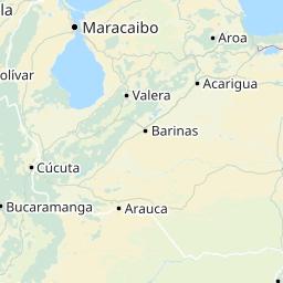 Landkarte von Aruba - Aruba Karte - World Map Finder