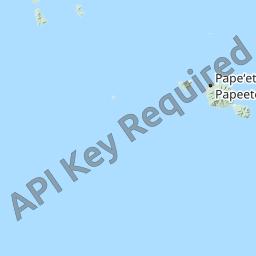 Mapa De Tahiti Buscador De Mapas De Todo El Tahiti